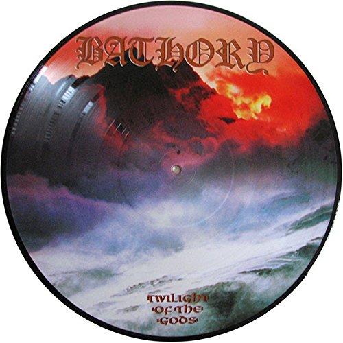 Bathory: Twilight of the Gods (Picture Disc) [Vinyl LP] (Vinyl)