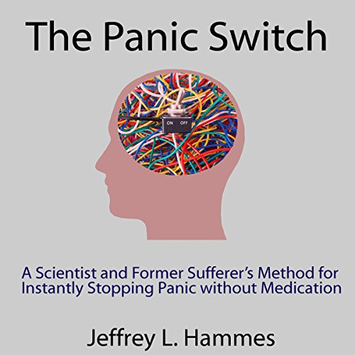 The Panic Switch: A Scientist and Former Sufferer's Method for Instantly Stopping Panic Without Medication Titelbild