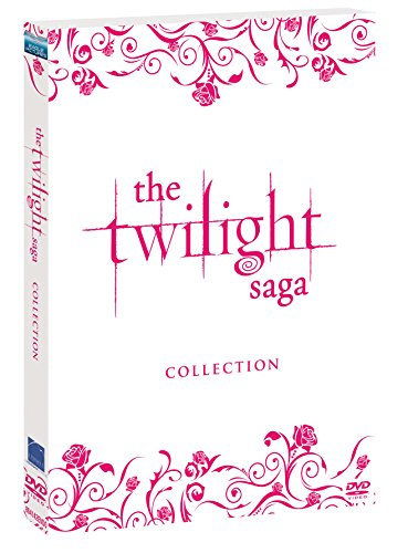 The Twilight Saga: The Complete Collection (5 Blu-Ray)