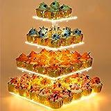 Cupcake Stand - Premium Cupcake Holder -...