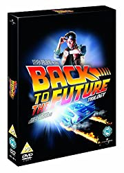 Back to the Future on DVD