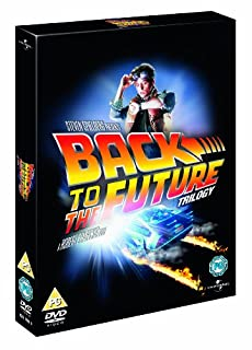 Back to the Future Trilogy [DVD] [1985] (B0041G67VA)   Amazon price tracker / tracking, Amazon price history charts, Amazon price watches, Amazon price drop alerts