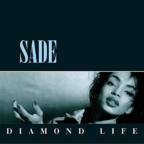 Sade Diamond Life 1984 UK vinyl LP EPC26044