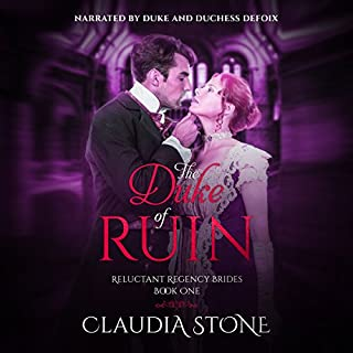 The Duke of Ruin cover art