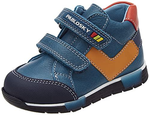 Pablosky 4133, Botas Bebé-Niños, Azul, 20 EU
