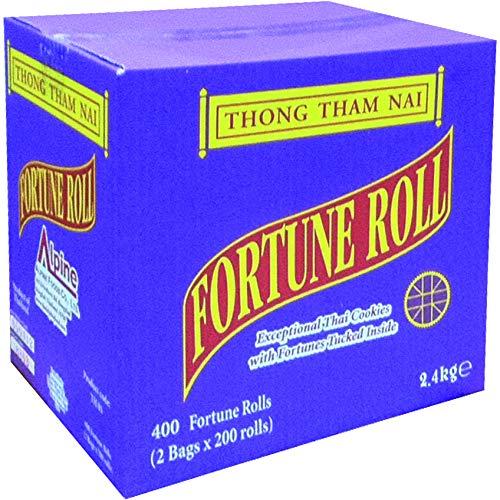 Thong Tham Nai Biscotti della fortuna tailandesi - 200pezzo