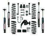 TeraFlex 1251002 JK 2 Door Lift Kit with All (4) 2.5' Shocks (2.5')