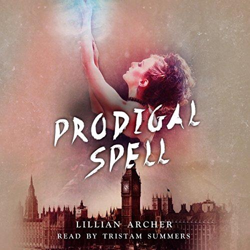 Prodigal Spell audiobook cover art