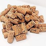G-Cork Corchos de Vino - Tapones - Botella - Manualidades - Decoración - Bricolage - 24mmx45mm (Oscuro, 250)