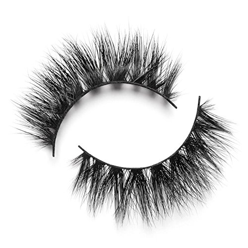 28d6f2495e2 Amazon.com : Lilly Lashes 3D Mink Mykonos | False Eyelashes | Dramatic Look  and Feel | Reusable | Non-Magnetic | 100% Handmade & Cruelty-Free : Beauty