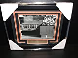 WILLIE MAYS THE CATCH 8X10 PHOTO FRAMED 1954 NEW YORK GIANTS