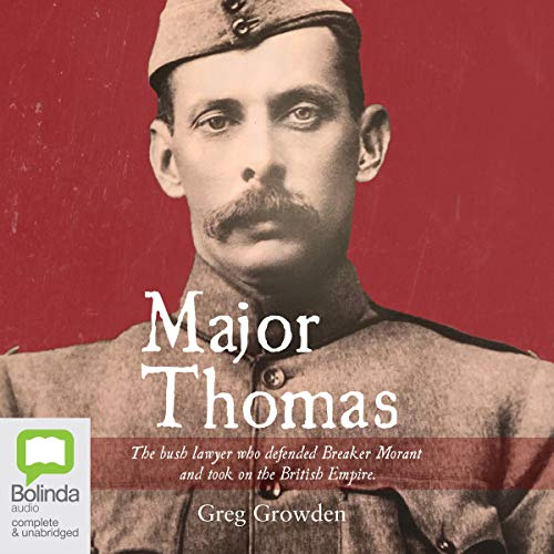 Major Thomas cover art