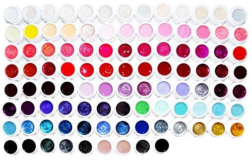 1x 5ml Color en gel para uñas, serie High Line, se endurecen con LED y UV, alta fuerza de adherencia