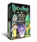 Cryptozoic Entertainment CRY02661 Rick and Morty: The Ricks Must be Crazy - Juego de Mesa [Importado de Alemania]