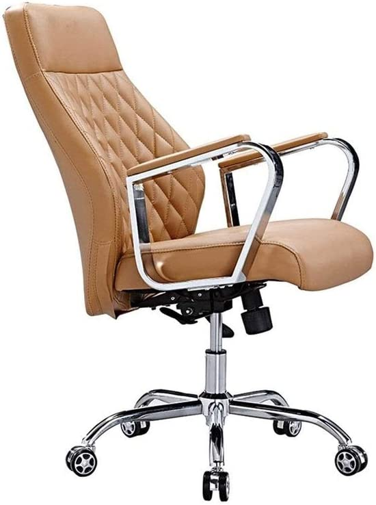 Fashion ZLSP Classic Replica favorite High Back Office Thi Leather Chair - Vegan