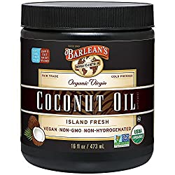 Top 10 Best Selling Coconut Oils Reviews 2021