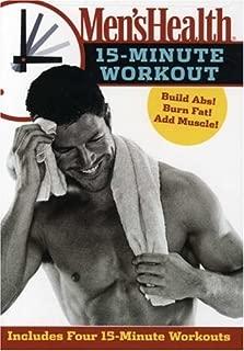 Men's Health: 15 Minute Workout