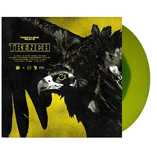 Twenty One Pilots - Trench (Limited Edition Yellow and Olive Vinyl)
