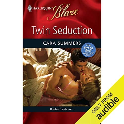 Twin Seduction audiobook cover art