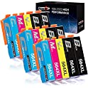 CMTop 564XL Compatible Ink Cartridge Replacement for HP Printers
