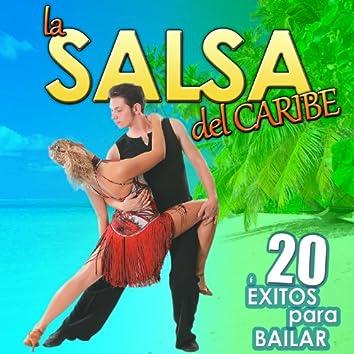 La Salsa del Caribe. 20 Éxitos para Bailar