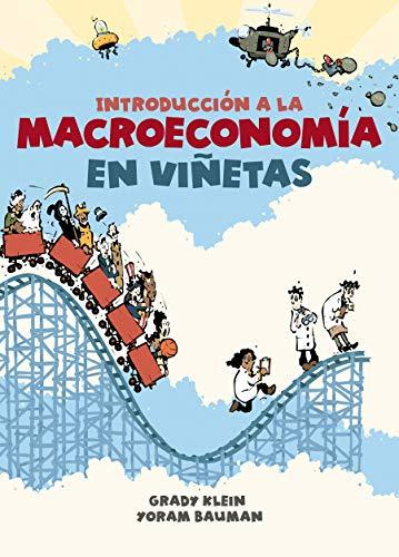 Introducción a la macroeconomía en viñetas (Best Seller | Cómic)