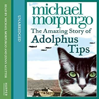 The Amazing Story of Adolphus Tips cover art