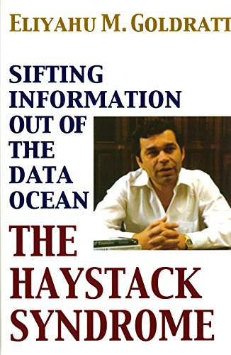 The Haystack Syndrome: Sifting Information Out of the Data Ocean (English Edition)