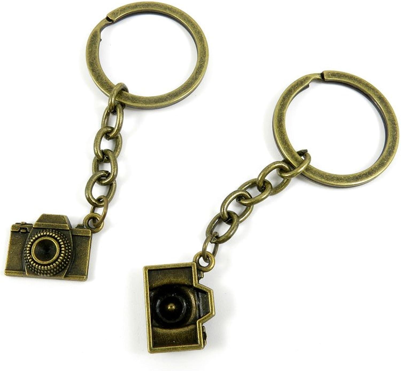 190 Pieces Fashion Jewelry Keyring Keychain Door Car Key Tag Ring Chain Supplier Supply Wholesale Bulk Lots R6LR6 Camera