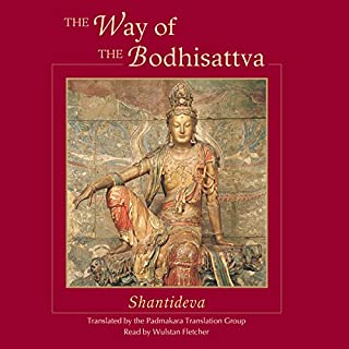 Couverture de The Way of the Bodhisattva
