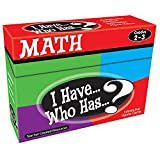 Teacher Created Resources I Have... Who Has...? Math...