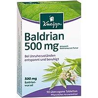 Kneipp Baldrian, 500mg, 90 comprimidos,90 unidades