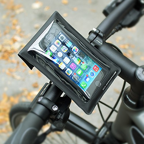 SKS Smartphonehalter Smartboy für Smartphones bis 144 x 76 x 9 mm Größe, 11234