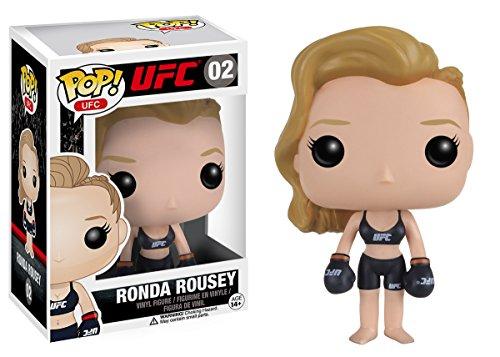 FunKo 023941 Pop Ufc: Ronda Rousey 02 Vinyl Figure Abbildung 2