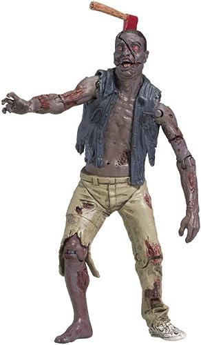 McFarlane Toys Walking Dead Comic Serie Zombie Roamer-Felltrimmer Action Figur