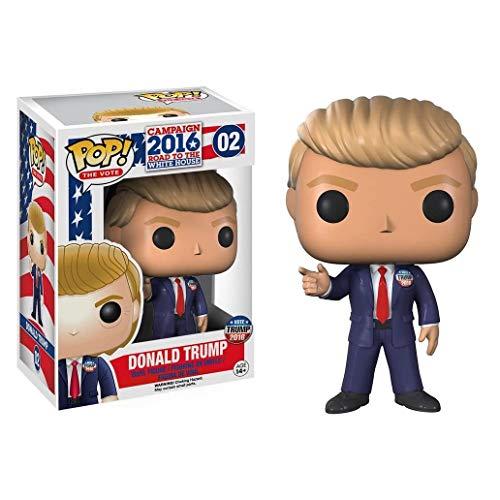 CQ Pop!American History: Donald Trump Sammler Vinyl Figur von Classic Promi-Serie Toys