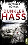 Image of Dunkler Hass: Thriller