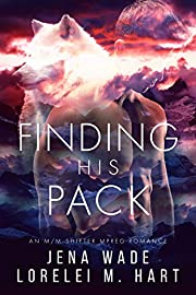 Finding His Pack: A Shifter Mpreg Romance (Greycoast Pack Book 1)