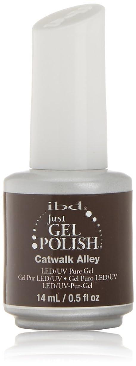 処方する歩道椅子ibd Just Gel Nail Polish - Catwalk Alley - 14ml / 0.5oz