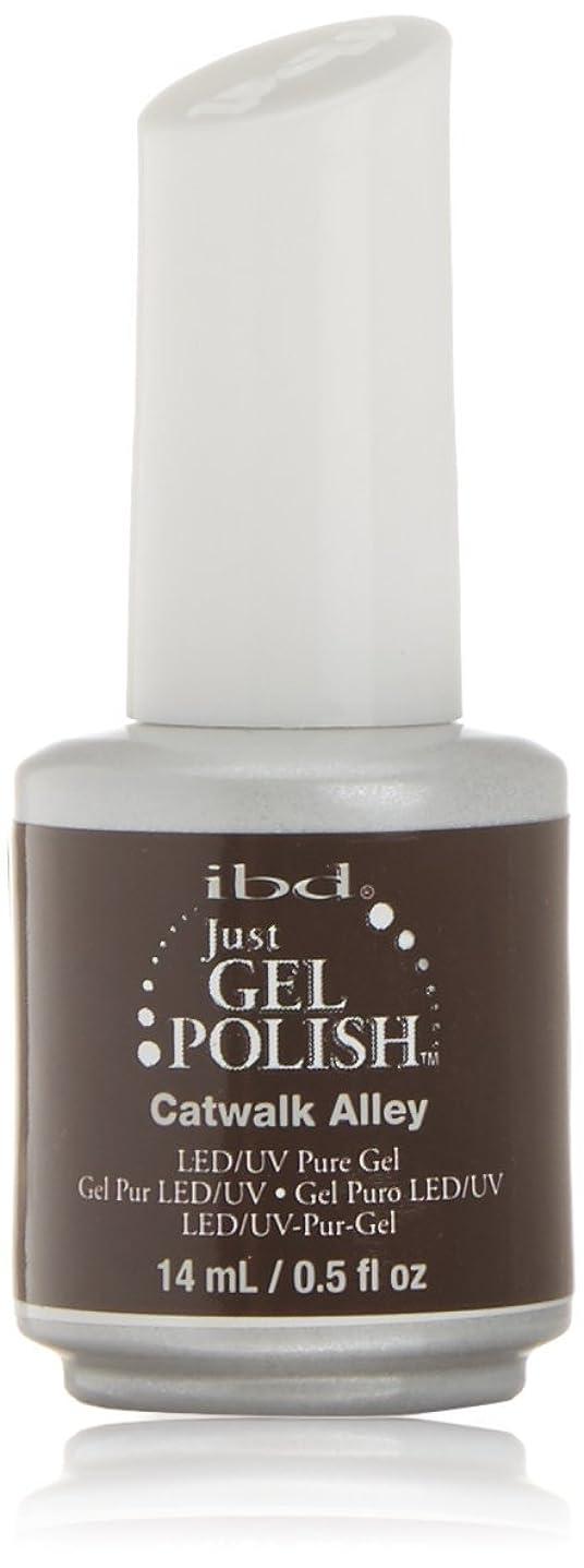 前デンマークうつibd Just Gel Nail Polish - Catwalk Alley - 14ml / 0.5oz