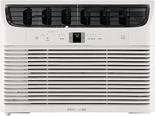 FRIGIDAIRE FHWW123WB1 Connected Window-Mounted Room AC, White