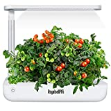 RoyalsellPro Hydroponics Growing System, Plant Germination Kits,Herb Garden Indoor (White)