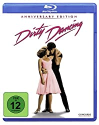 Anzeige Amazon: Dirty Dancing - Blue Ray - Patrick Swayze