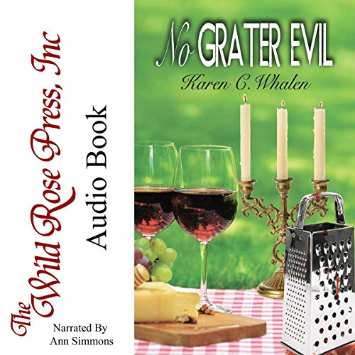 No Grater Evil     The Dinner Club Murder Mysteries, Book 3              By:                                                                                                                                 Karen C. Whalen                               Narrated by:                                                                                                                                 Ann Simmons                      Length: 7 hrs and 57 mins     4 ratings     Overall 4.3