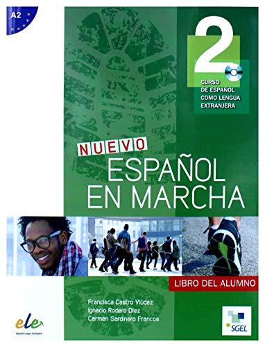 Nuevo Español en marcha 2 alumno + 2 CD