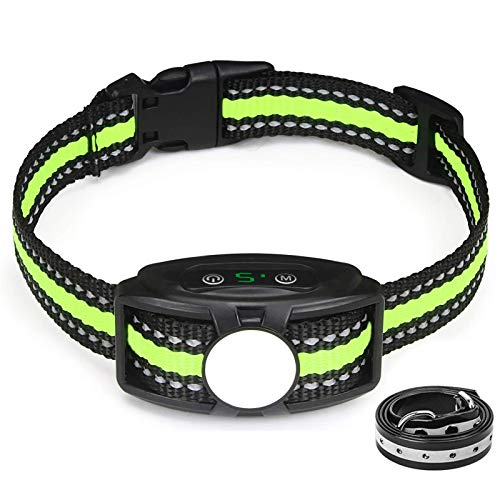 Trulrox No Shock Bark Collar