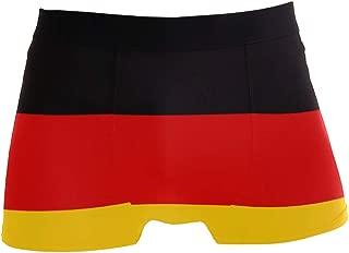 German Flag Eagle Mens Cotton Underwear Shorts Underpants Boxer Briefs