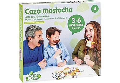Game Planet Caza Mostacho