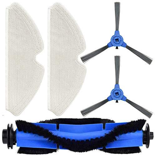 Roller Brush Mop Tücher Pads Kit für Kyvol Cybovac E20, E30, E31 Roboter Staubsauger Teile