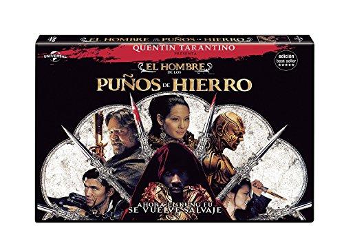 El Hombre Con Los Puños De Hierro - Edición Horizontal [DVD]